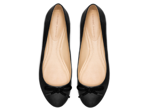 Looking for cheap flats that are sweet and feminine to pair with skinny jeans, skirts or floral sundresses? Check out GoJane's ballet flats, which come in faux suede or leather and go-with-everything shades like black, white or pastel pink.